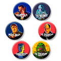 Trading Cards & Buttons