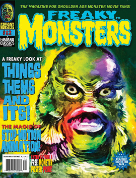 Freaky Monsters #12 (On Sale! Buy Now At Original Cover Price!)