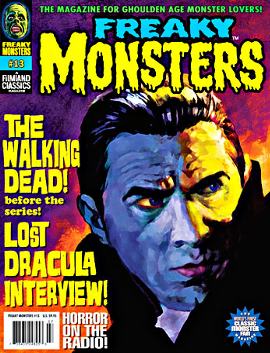 Freaky Monsters #13  (On Sale! Buy Now At Original Cover Price!)