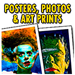 cover art, prints & posters