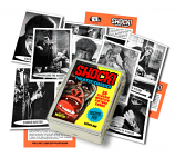 SHOCK THEATER CLASSICS COLLECTOR TRADING CARDS (Set 1)