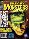 Freaky Monsters #14  (On Sale! Buy Now At Original Cover Price!)